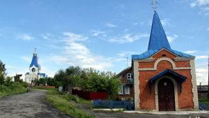 Храм Рождества Пресвятой Богородицы в Верхнем Уфалее