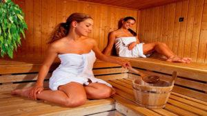 Польза русской бани для организма