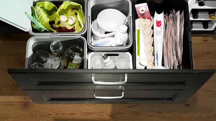Система раздельного сбора мусора
