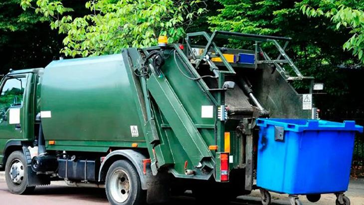 Внедрение раздельного сбора мусора