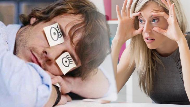 Хронический недосып симптомы