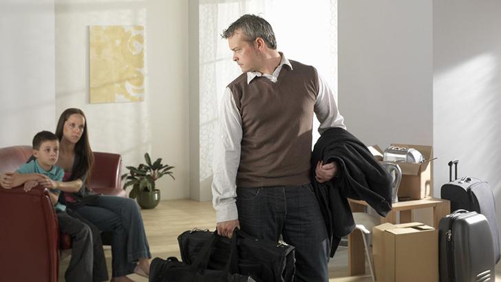Почему мужья уходят