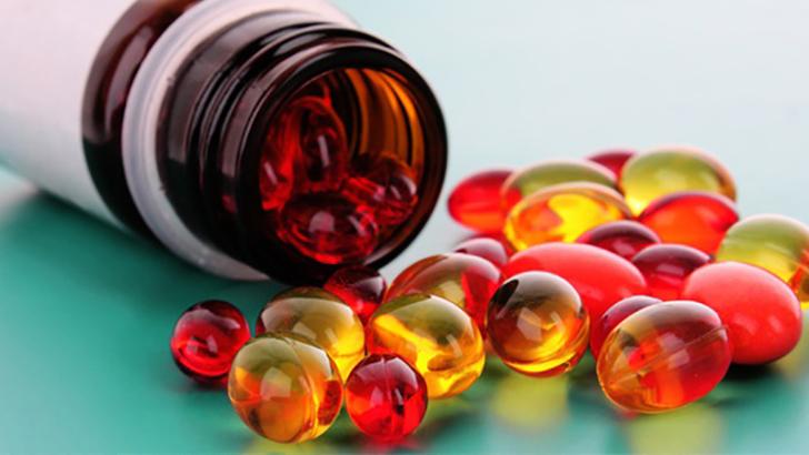 Витамины - антиоксиданты