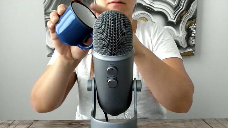 Популярные триггеры АСМР аудио